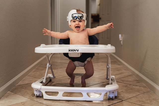 Baby Walker for Carpet